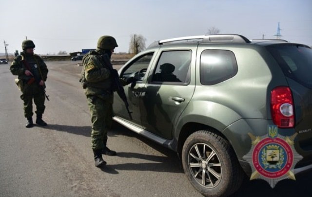 ВДонецкой области милиция перешла наусиленный режим несения службы