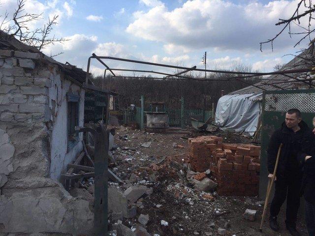 Аброськин: Боевики изтанков обстреляли Авдеевку