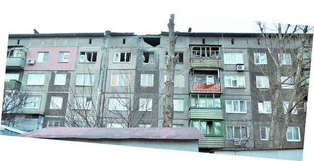 Боевики изтанков обстреляли Авдеевку— Аброськин