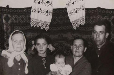 Из архива В. Семенюк