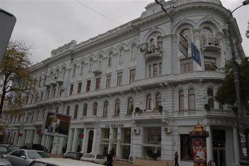 Самый длинный балкон, Одесса