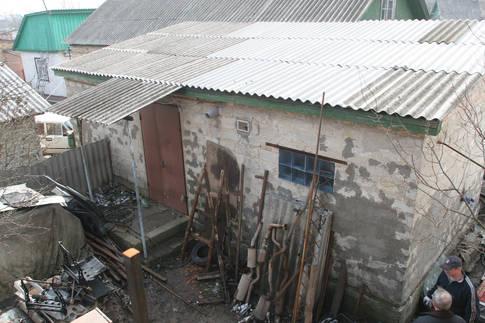 """Бровары. В этом доме по ул Сирка, 9, убили почти всех жертв """"оборотней"""""""