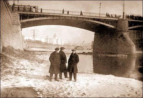 Большой каменный мост в Москве глазами Ильи Ильфа, 1930 г.