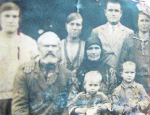 Из архива семьи Тигипко