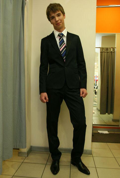 Как красиво одеть подростка на выпускной