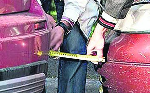 При составлении схемы ДТП водителям необходимо самостоятельно произвести замеры.  Для измерения подойдет любой...