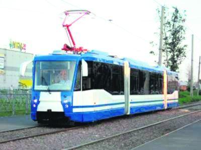 Скоростному трамваю приделали еще одну станцию