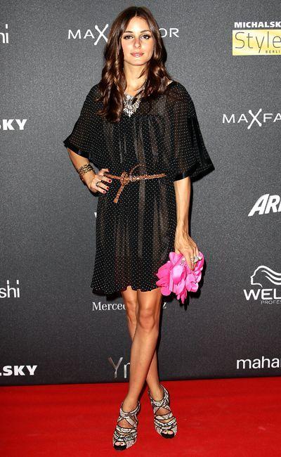 Девятое место присудили актрисе Оливии Палермо.