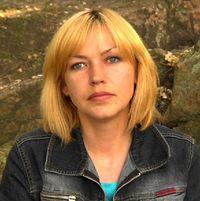 Анжела Бурба. Фото А. Леонтьевой