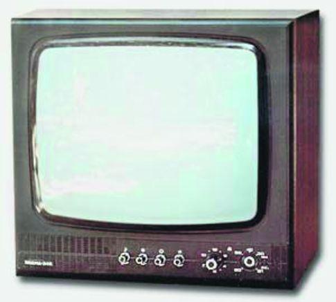 """были телевизоры """"Весна"""","""