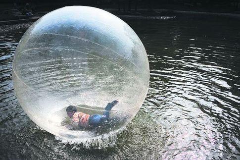Как заработать на зорбах водный атракцион форум работа в интернете на дому без вложений на 2012год