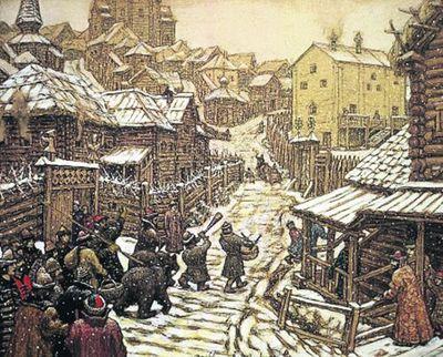 Истории от Олеся Бузины. Русь, Московия и Украина