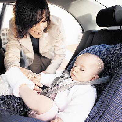 Збираюся в поїздку з малюком: основні моменти