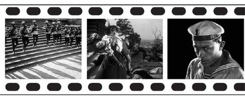 """""""Всех времен и народов"""". Сцена расстрела на Потемкинской лестнице в фильме """"Броненосец Потемкин как истинное историческое событие даже была включена в путеводитель по СССР"""