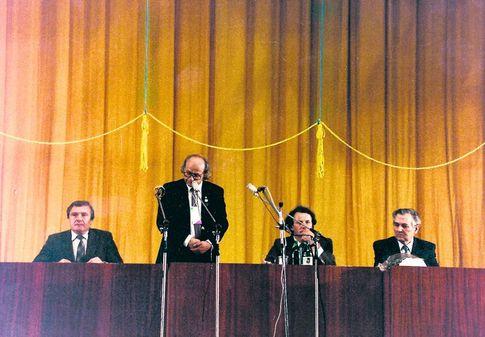 Фото из личного архива В. Яворивского