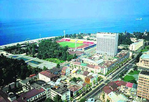 Жилье в Абхазии, санатории и пансионаты