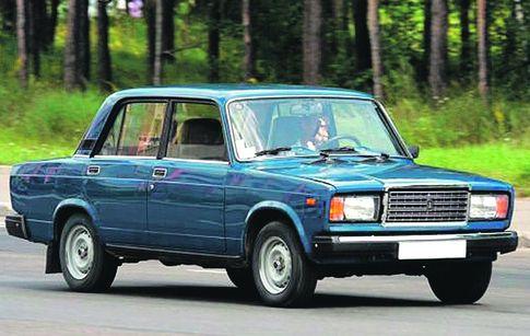 Покупка подержанных автомобилей ВАЗ (VAZ) 2107.