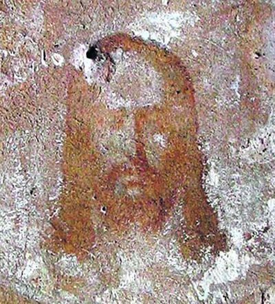 По преданию, первый нерукотворный лик Христа возник...
