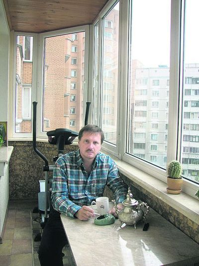 Фото из архива Т. Чорновила