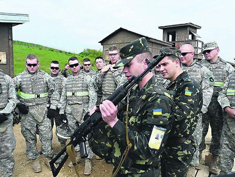 Фото ООК ВС Украины