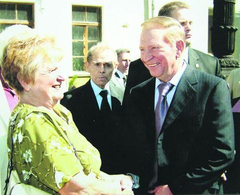 Фото из личного архива Л. Чимисовой