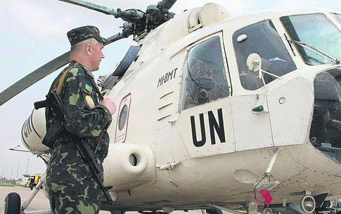 Три боевых вертолета вернулись в Украину из Либерии - Цензор.НЕТ 5540