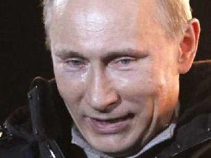 Владимир Путин  фото до и после возможных пластических