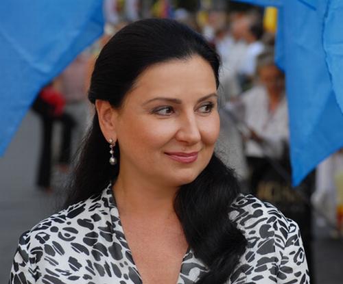 Богословская догоняет Януковича и Тимошенко