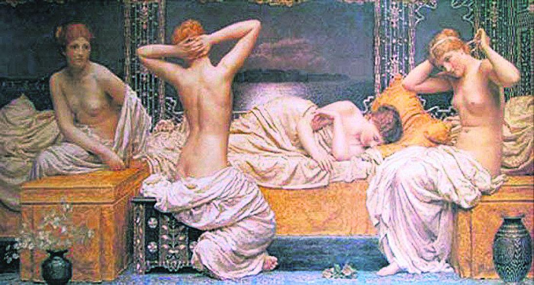 Секс в бане сексуальных девочек фото 462-216