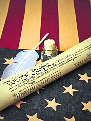 Конституция США — самая емкая