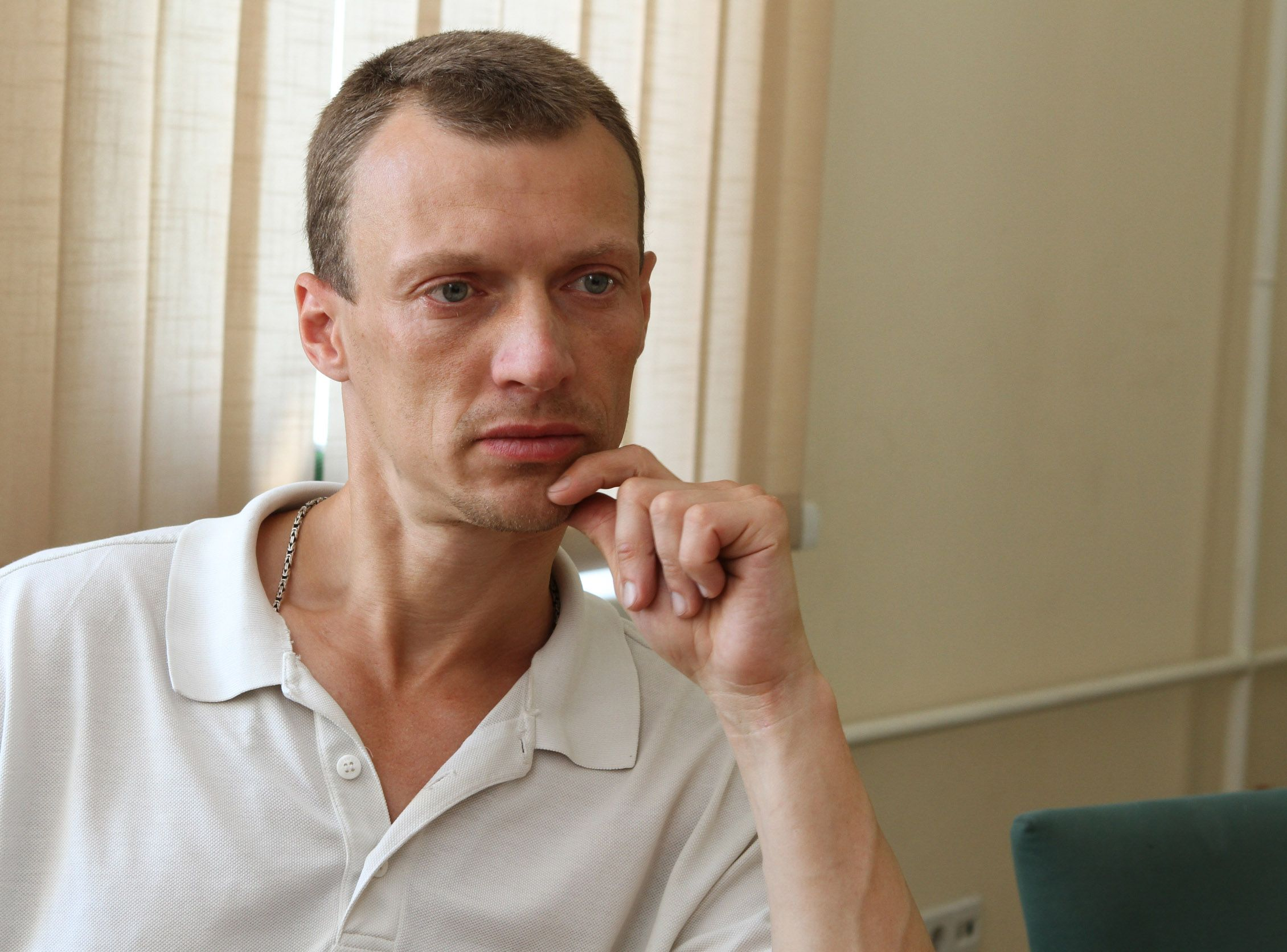 Врач Игорь Коваленко. Фото: А.Искрицкая