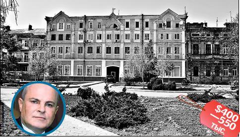 Джарты облюбовал элитную высотку, а Куницын обустроился в четырехэтажном особняке: журналисты разузнали, в каких хоромах живут крымские випы фото 8