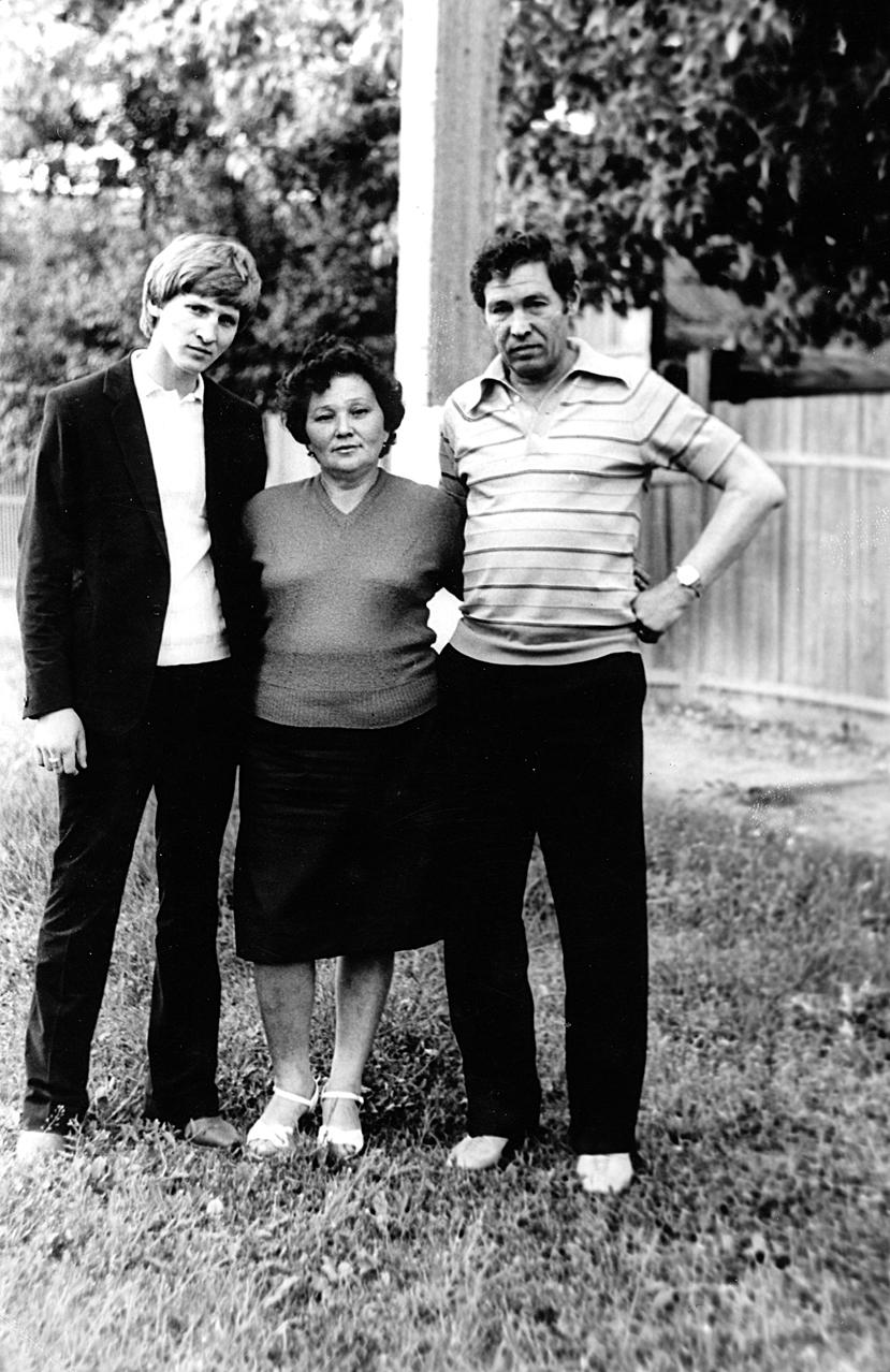 Сын с матерью из 90 х 12 фотография