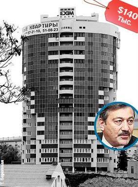 Джарты облюбовал элитную высотку, а Куницын обустроился в четырехэтажном особняке: журналисты разузнали, в каких хоромах живут крымские випы фото 2