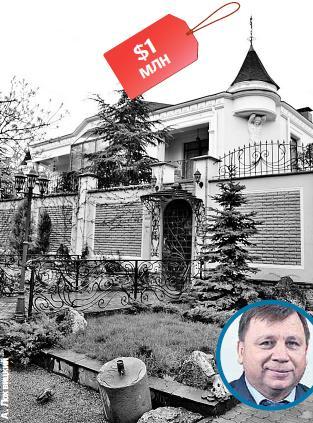 Джарты облюбовал элитную высотку, а Куницын обустроился в четырехэтажном особняке: журналисты разузнали, в каких хоромах живут крымские випы фото 5
