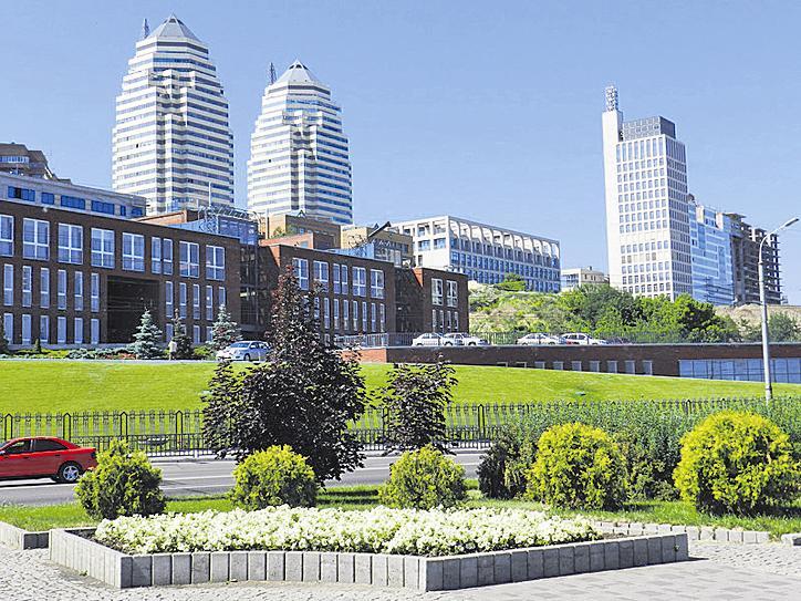 набережная фото днепропетровск