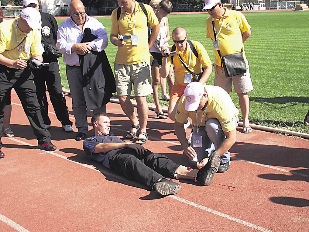 """Охрана Лукашенко в Ялте """"наваляла"""" телохранителям Януковича фото 1"""
