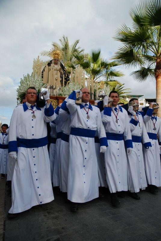 В испании отгремели пышные торжества