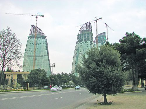 Азербайджан богатые нефтяники и