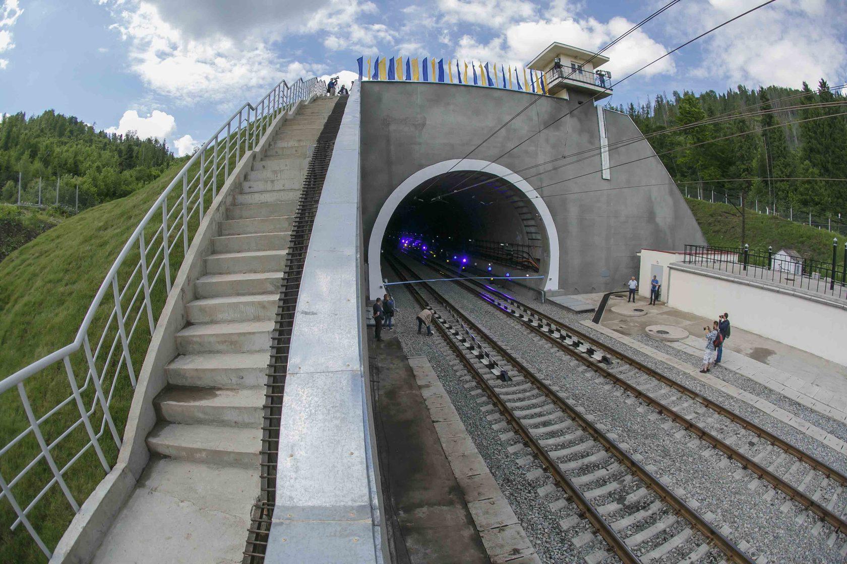 Картинки по запросу Бескидский тоннель сейчас Фото