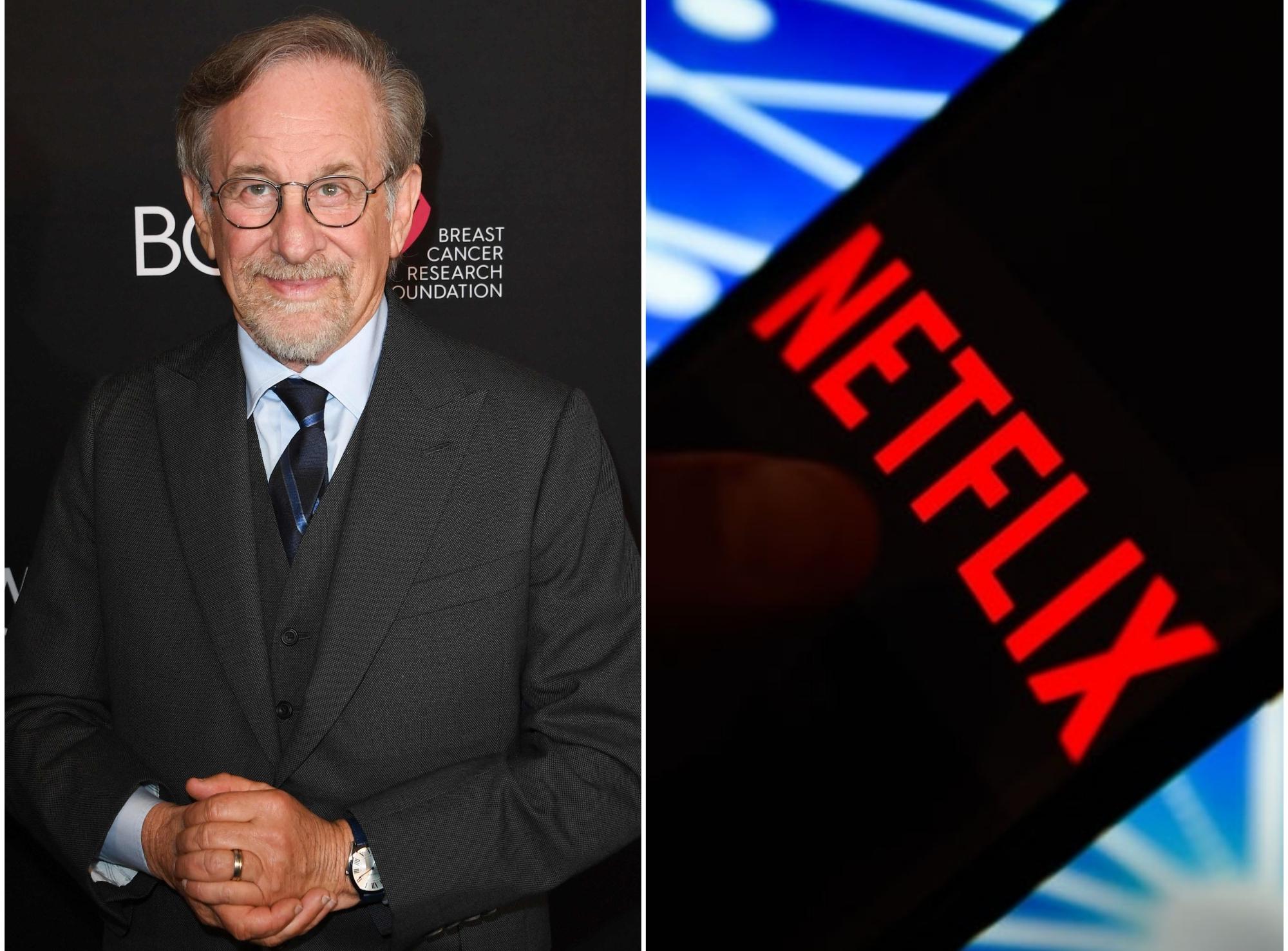 скандал вокруг Netflix в чем стивен спилберг обвиняет