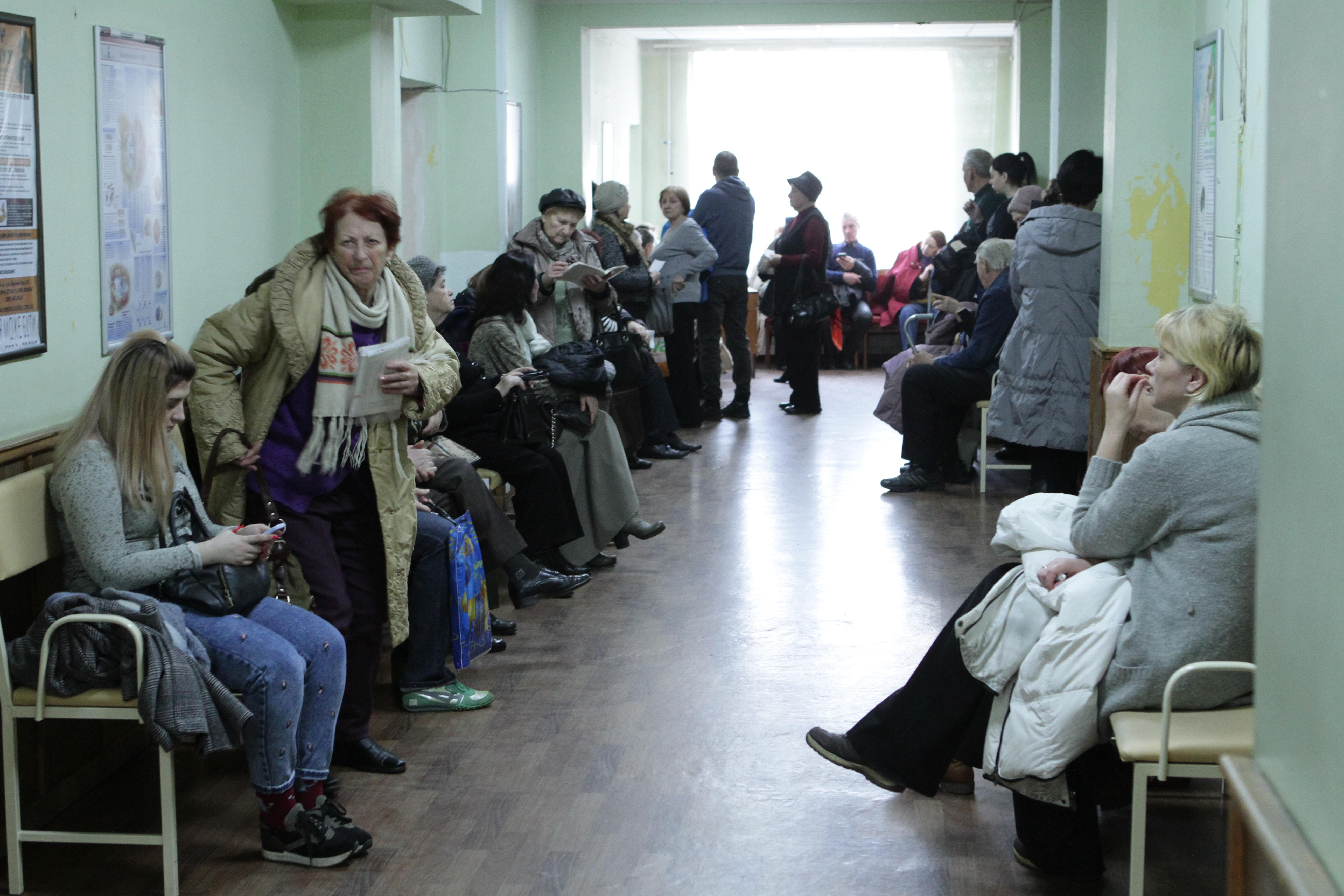 Электронная запись в больницах: почему очереди под кабинетами не исчезли, фото-3