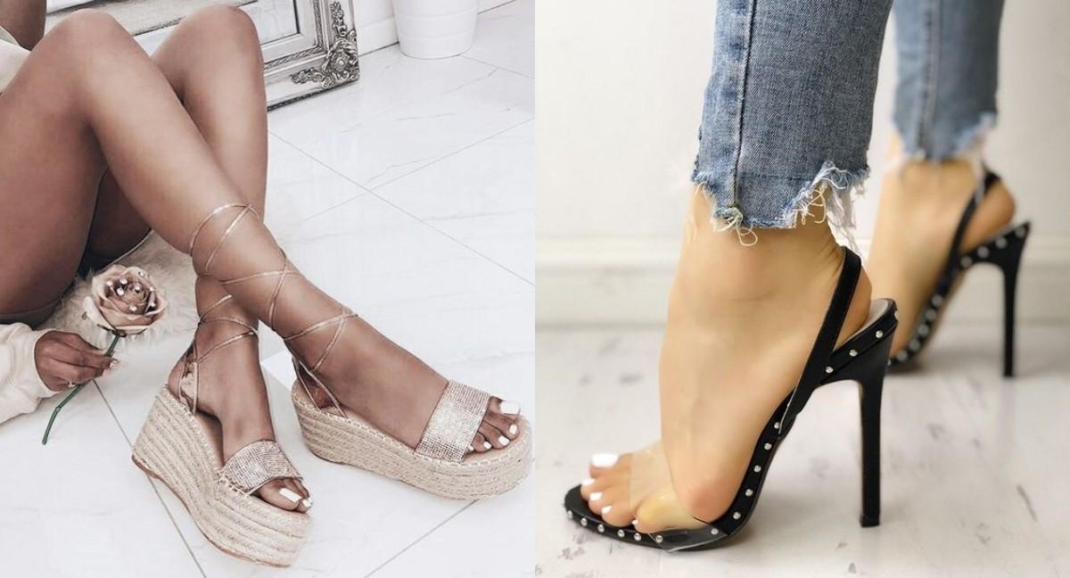 2c4e8a98746f Модные босоножки 2019 : какую обувь выбрать на лето - идеи с фото | СЕГОДНЯ