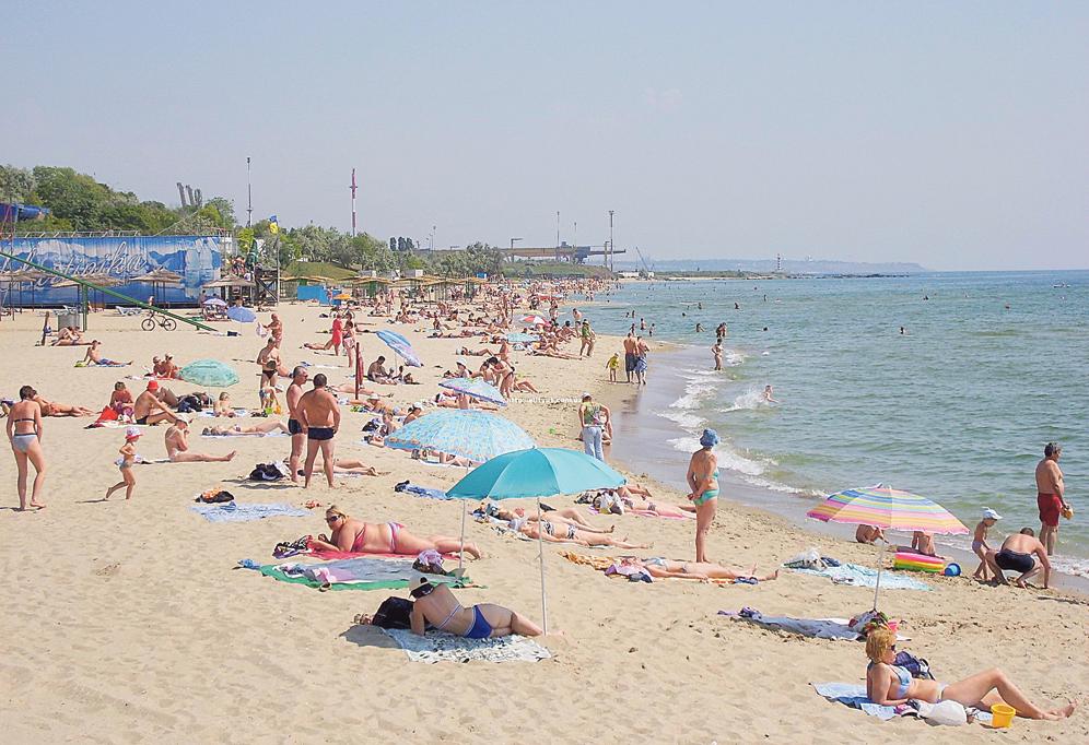 9c96923cd Голубой флаг: самые лучшие пляжи Украины получили престижную международную  награду - новости Украины | СЕГОДНЯ