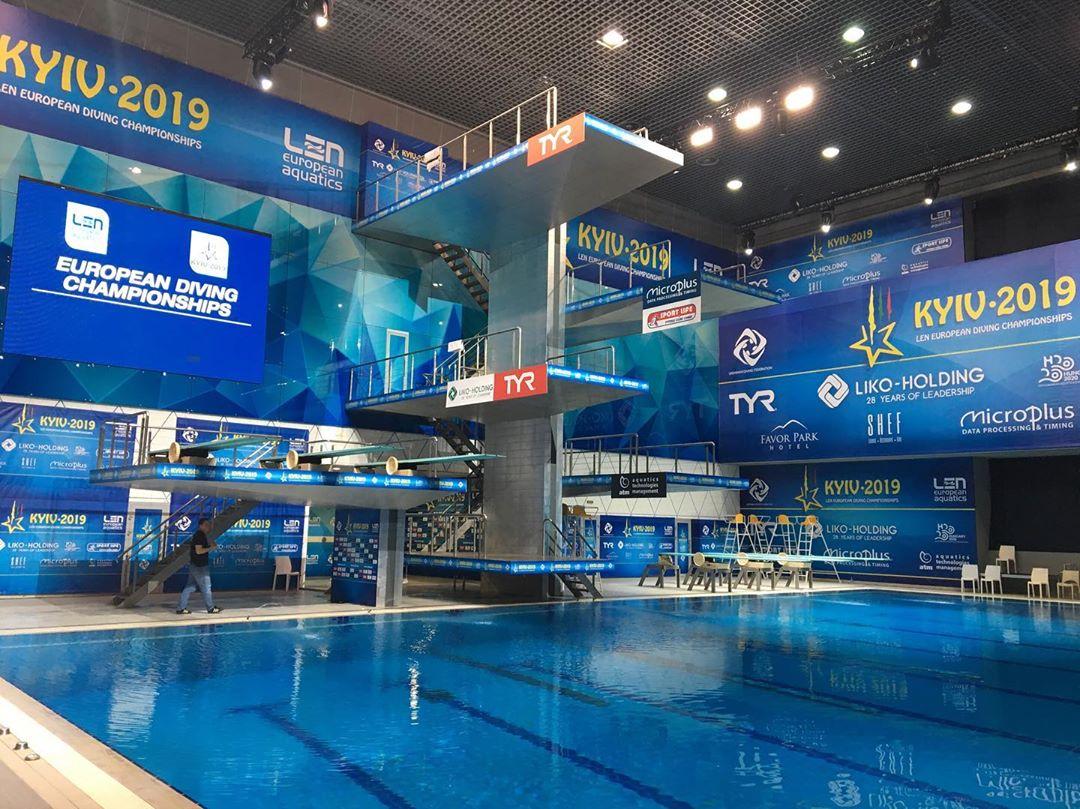 Чемпионат Европы по прыжкам в воду 2019 - результаты синхронных прыжков с вышки | СЕГОДНЯ