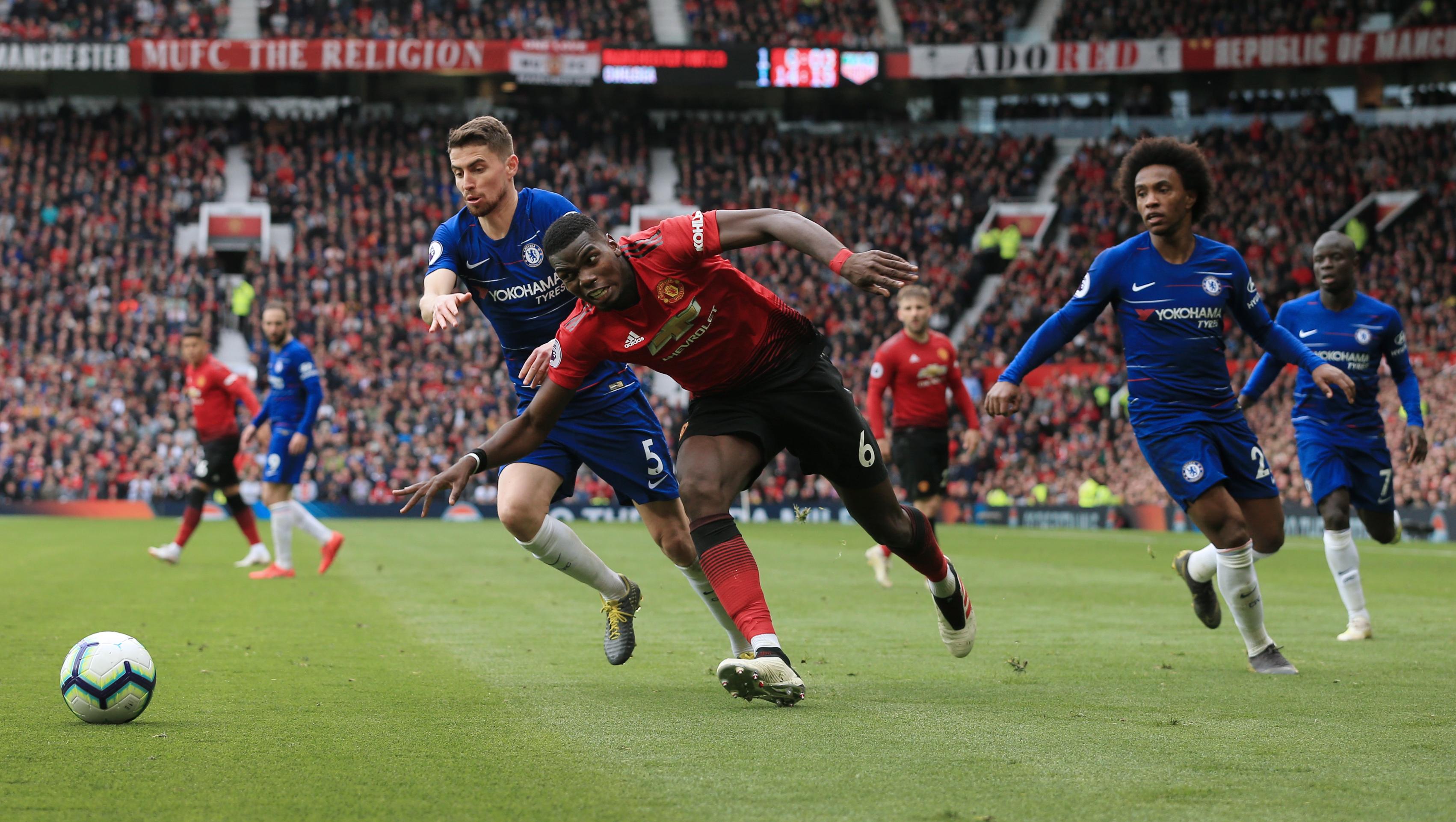 Манчестер юнайтед челси смотреть весь матч