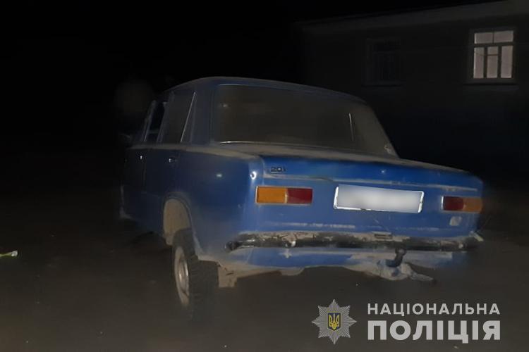 На Тернопольщине легковушка врезалась в грузовик: пострадали дети