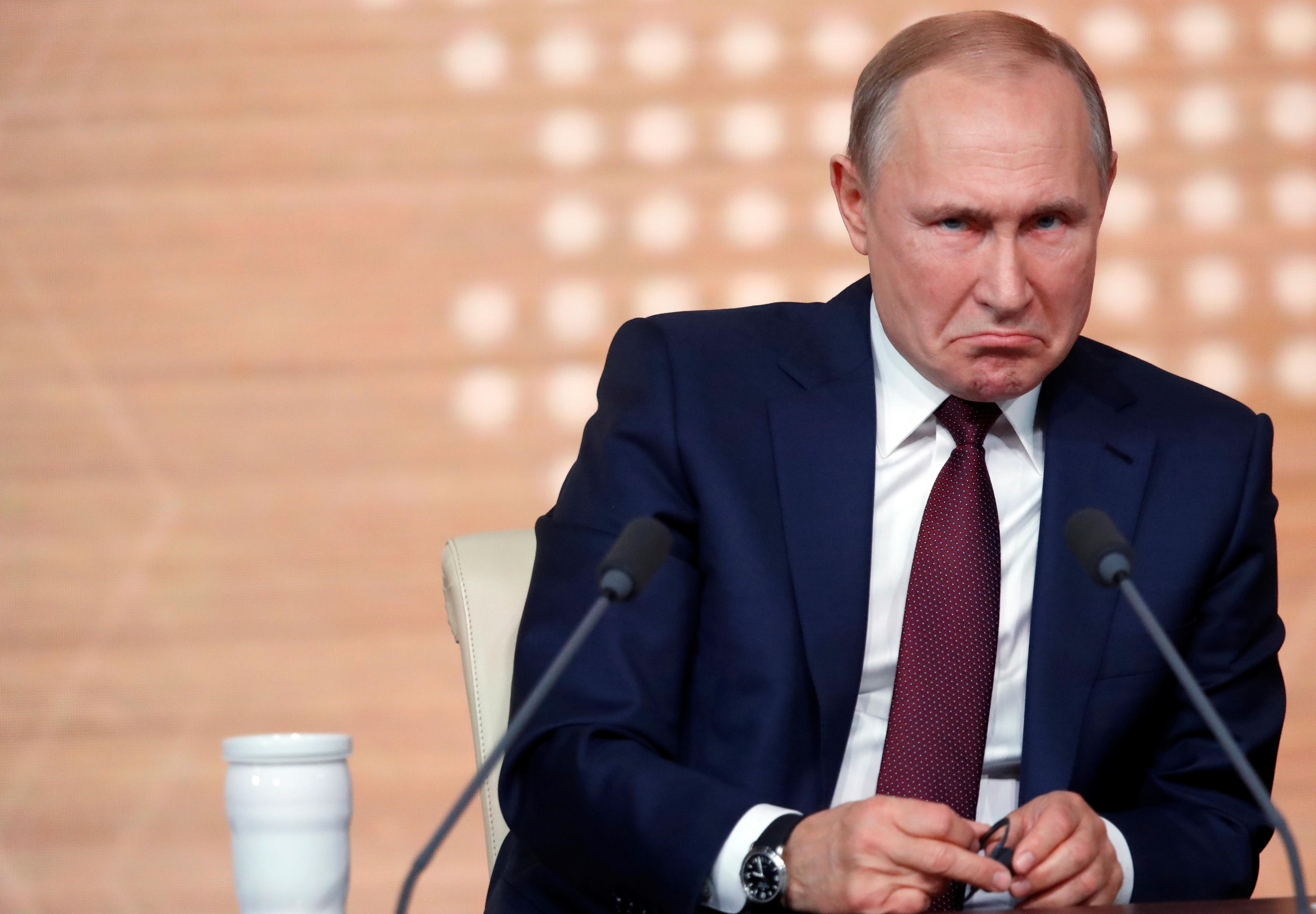 Злой Одессит показал как Владимир Путин снова соврал о боевиках Донбасса -  новости Украина | СЕГОДНЯ