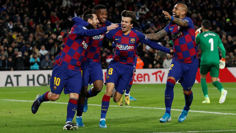 Футбол испания 25 тур результати