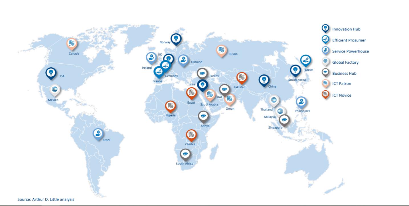 Huawei и Arthur D. Little представили новаторское исследование: рекомендации для развития цифровой экономики стран